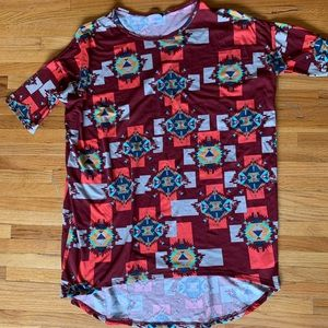 GUC LLR Irma with cool tribal Aztec pattern